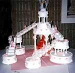 de Noce, Pâtisserie pour Mariage, Gâteau de Fête, Gâteau de ...